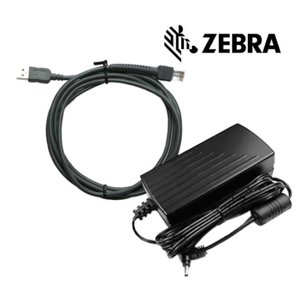 [지브라(모토로라)] USB타입(정품) + 아답터(정품) [별도구매]