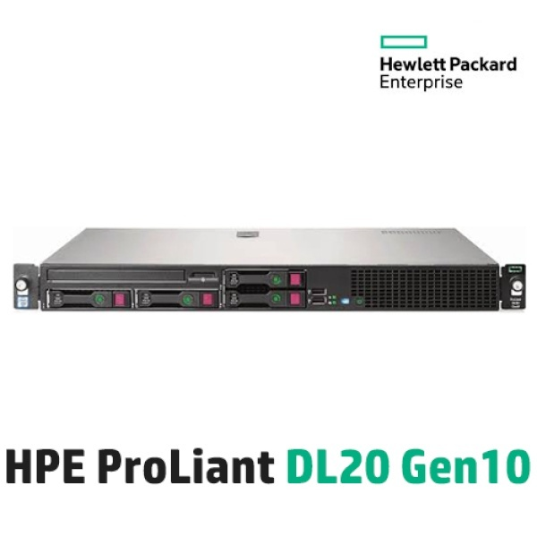 1TB SATA LFF LP DS 추가 [HPE DL20 Gen10 (P06478-B21) 인텔 E-2136 /16G / HDD 미포함]