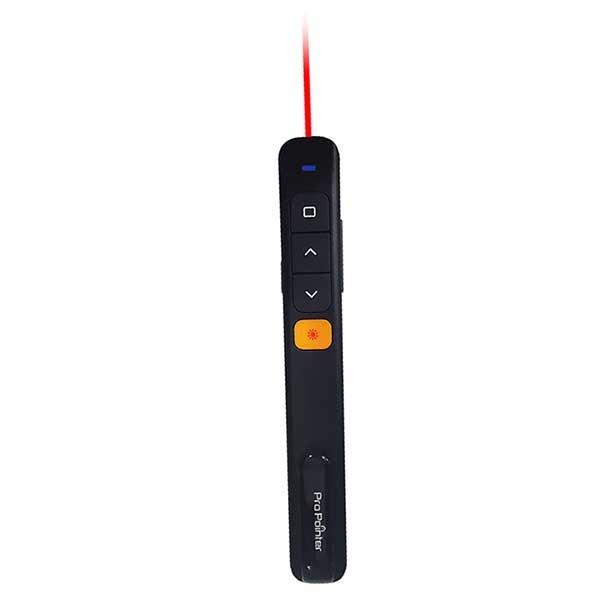 [케이트론] 프리젠터, KTR-102 레이저포인터 [블랙]