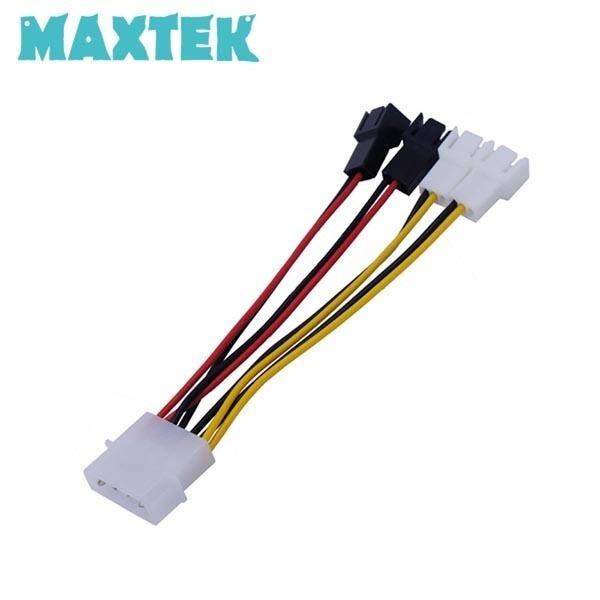 쿨러 전원 4P to 3P 변환 파워 케이블 [MT085]