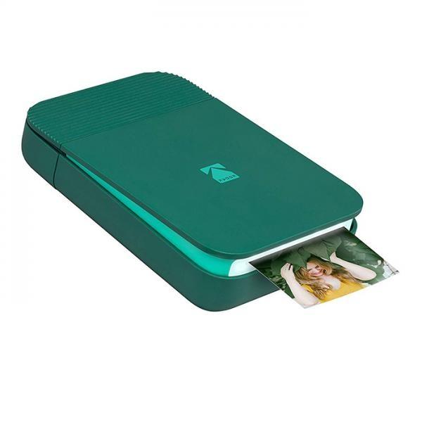 코닥 스마일 스마트폰용 디지털 포토프린터 [그린]