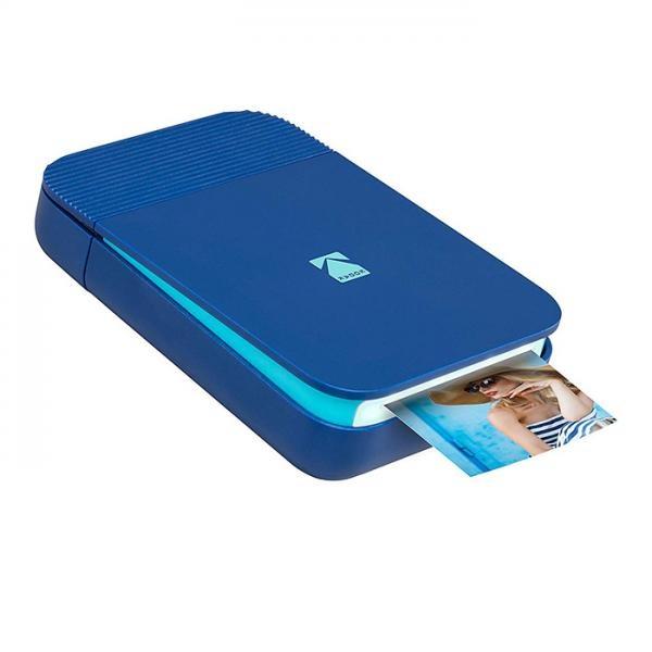 코닥 스마일 스마트폰용 디지털 포토프린터 [블루]