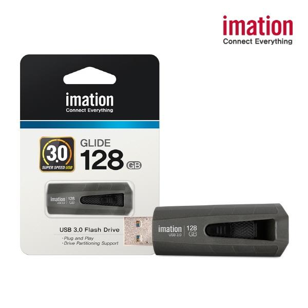 USB, GLIDE [블랙/128GB]