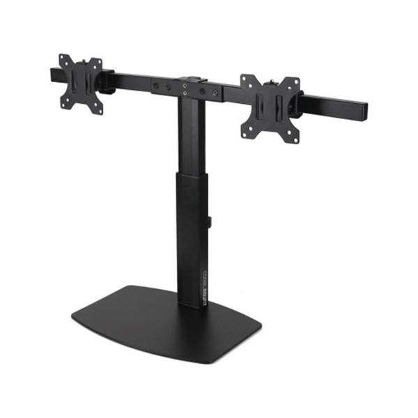 [(주)카멜] 듀얼 스탠드 거치대 MSH-27D(블랙) 카멜마운트