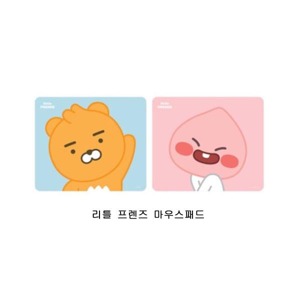 [아이콘스] 마우스패드, 카카오 LF 마우스패드 [라이언]