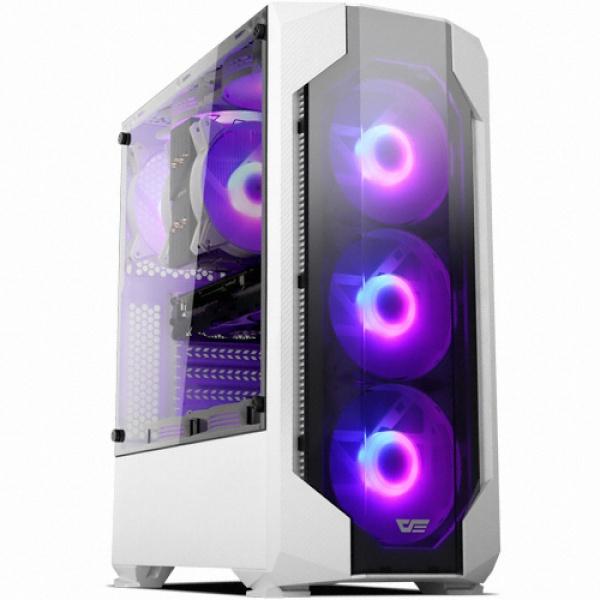 G-CLASS 500 RGB 화이트 (미들타워)