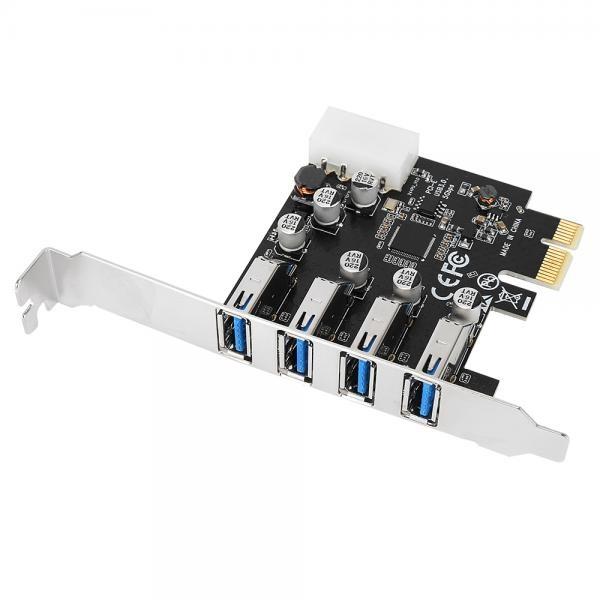 이지넷 NEXT-405NEC (USB3.0/4포트/PCI-E카드)