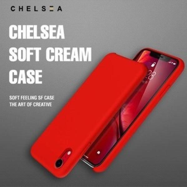 첼시 소프트 크림 케이스 [제품 선택] 갤럭시 노트10 플러스 (N975/N976)