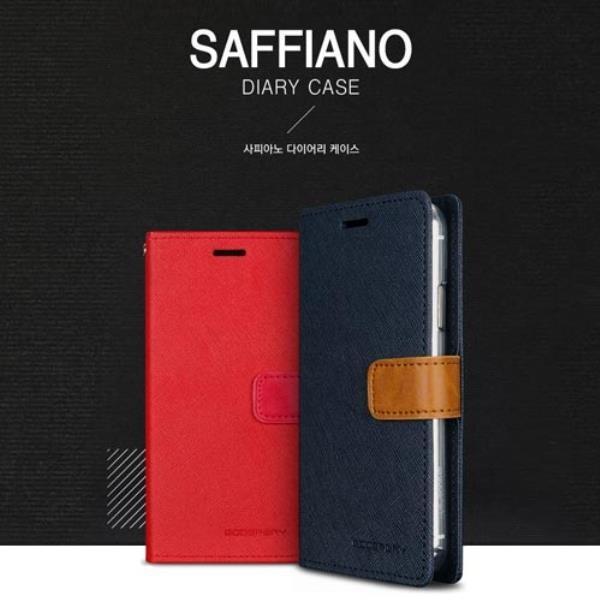 사피아노 다이어리 케이스 [제품 선택] 갤럭시 노트10 플러스