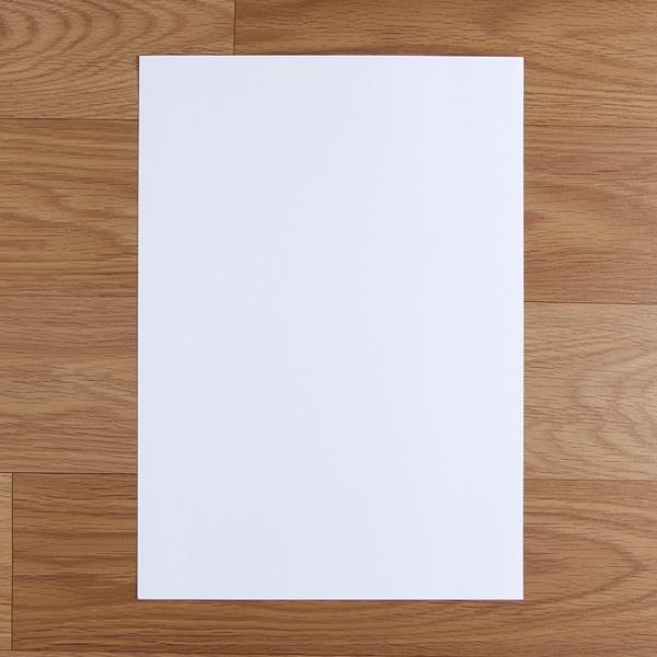 미니멀라인 무늬 잉크젯 인화지 A4 [50매]