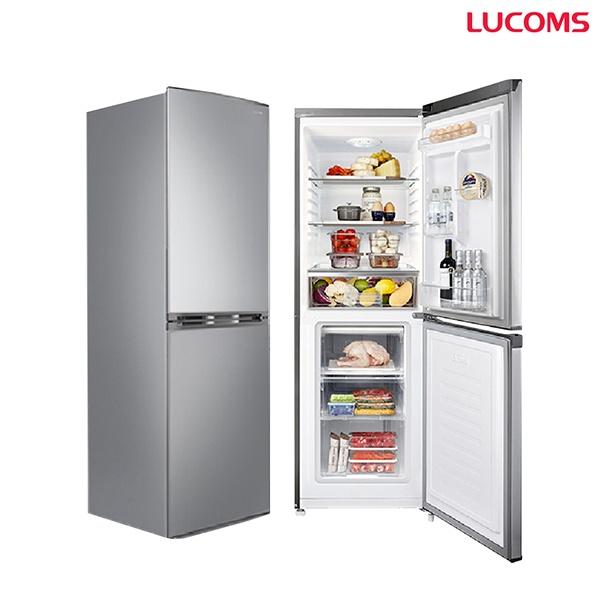 195L소형냉장고 상냉장하냉동 R195K02-S
