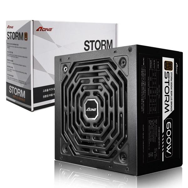 STORM 600W 80PLUS BRONZE (ATX/600W)
