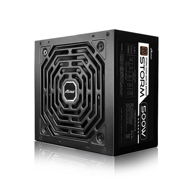 STORM 500W 80PLUS BRONZE 벌크 (ATX/500W)