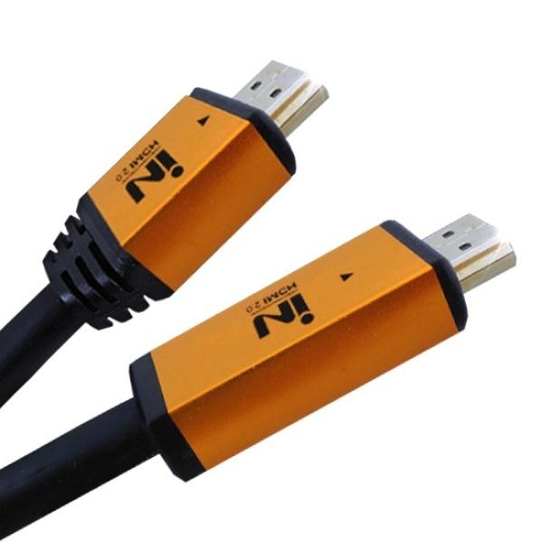 인네트워크 HDMI IC 칩셋 케이블 [Ver2.0] 25M [IN-HDMI2IC25G]