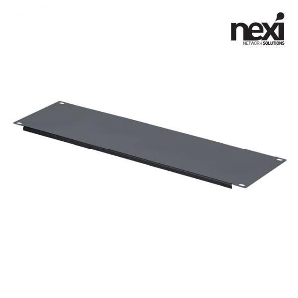 넥시 3U 블랭크 판넬 [NX-3U-BLANK] [NX871]