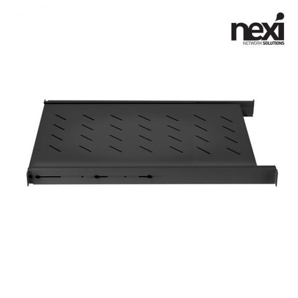 넥시 서버랙 슬라이드 선반 [NX-SHELF-1000S] [NX864]