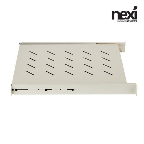 넥시 허브랙 슬라이드 선반 [NX-SHELF-800S] [NX863]