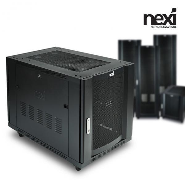 넥시 서버랙 NX-SH750 [NX849][블랙]