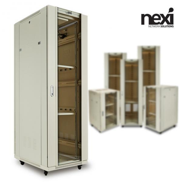 넥시 허브랙 NX-H2000 [NX847][아이보리]