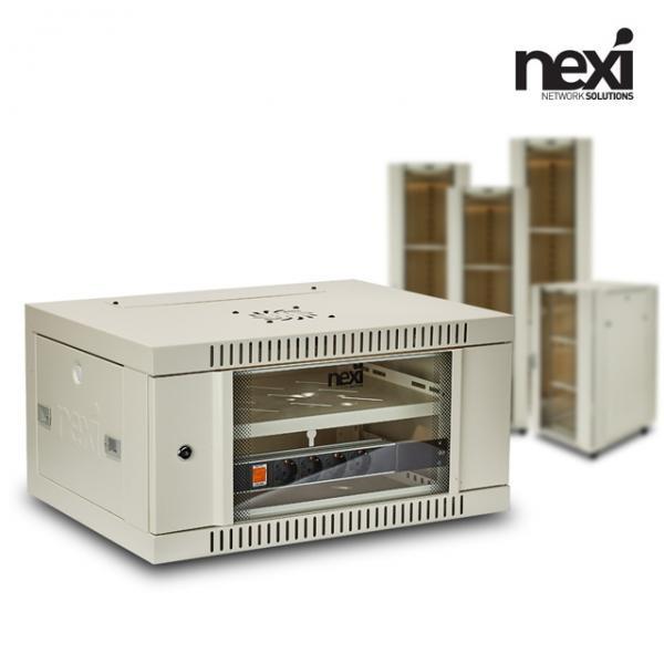 넥시 허브랙 NX-H300 [NX840][아이보리]