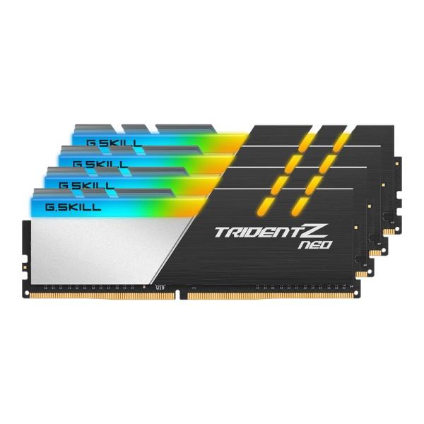 DDR4 32G PC4-25600 CL16 TRIDENT Z NEO (8Gx4)