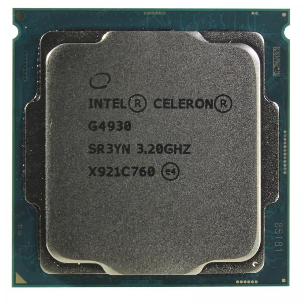 [INTEL] 인텔 셀러론 G4930 벌크 쿨러미포함 (커피레이크 리프레시/3.2GHz/2MB/병행수입)