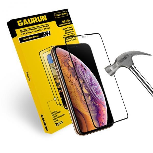 아이폰xs 풀커버 강화유리 액정보호필름