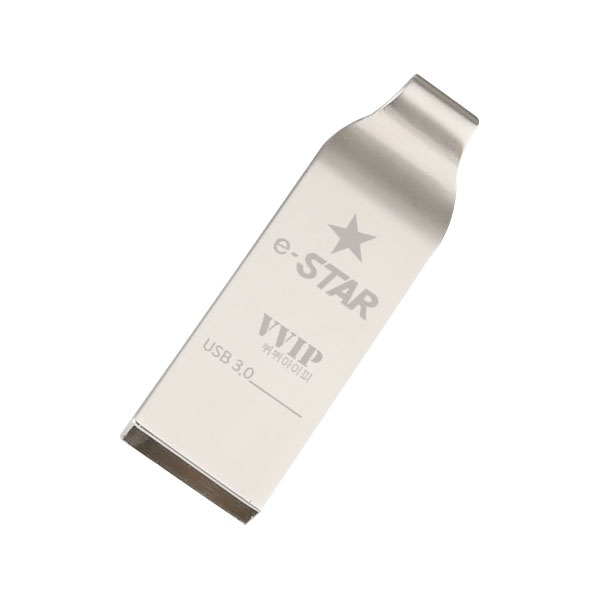 USB, VVIP 3.0 [128GB/실버크롬]