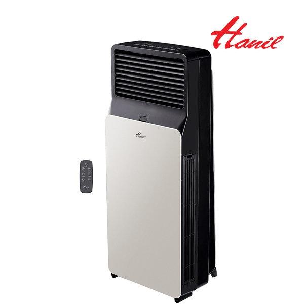 한일 HEF-3350R-WP 2020년 리모컨 PTC 세라믹 온풍기