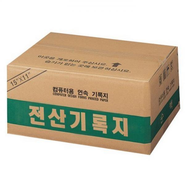 전산기록지(132컬럼 양미싱) [70g/1800매]
