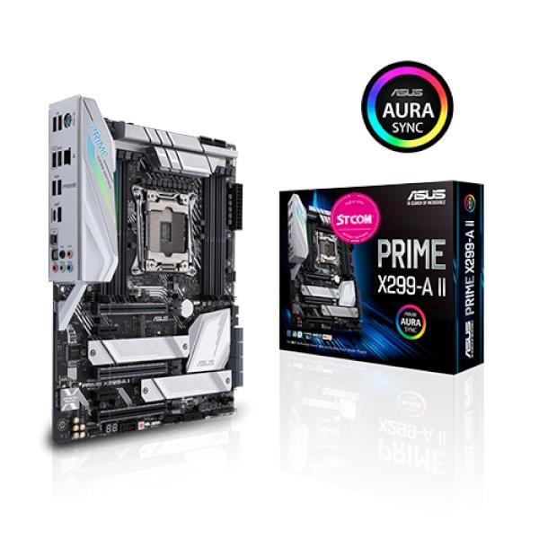 PRIME X299-A II STCOM (인텔X299/ATX)