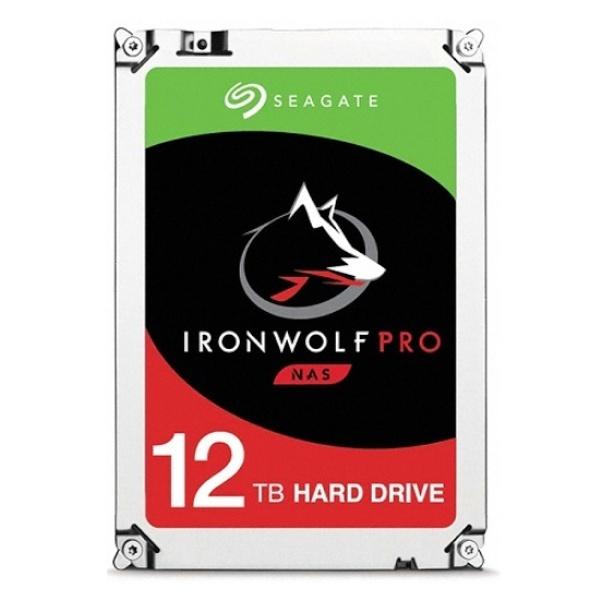 IRONWOLF PRO HDD 12TB ST12000NE0008 (3.5HDD/ SATA3/ 7200rpm/ 256MB/ PMR)