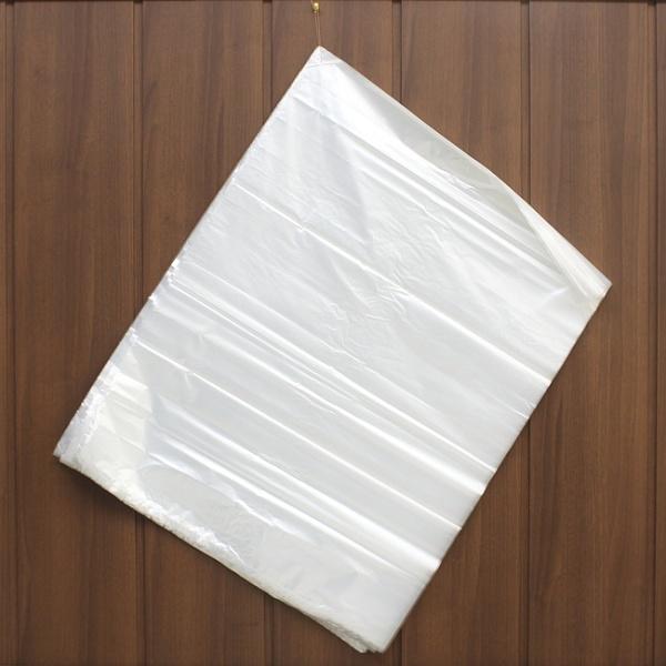 비닐봉투 흰색 [50p] 55(55x76/40-45L 쓰레기통에 적합)