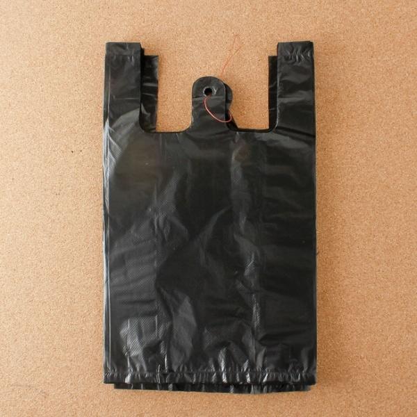 비닐봉투 검정 [200p] 1호(20x33x9)