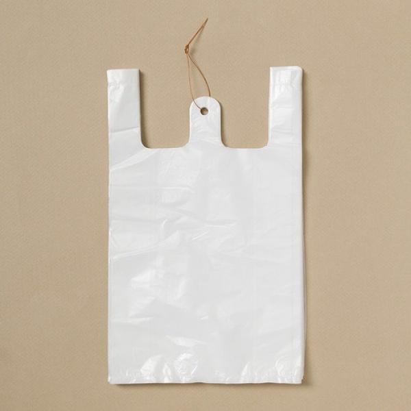 기본형 흰색 비닐봉투 100장 [제품 선택] 3호(27x44.5)