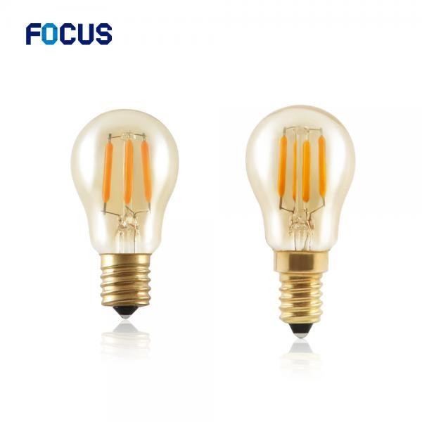 LED COB 에디슨전구 PS35 미니크립톤 클래식램프 [2W/전구색(노란빛)]