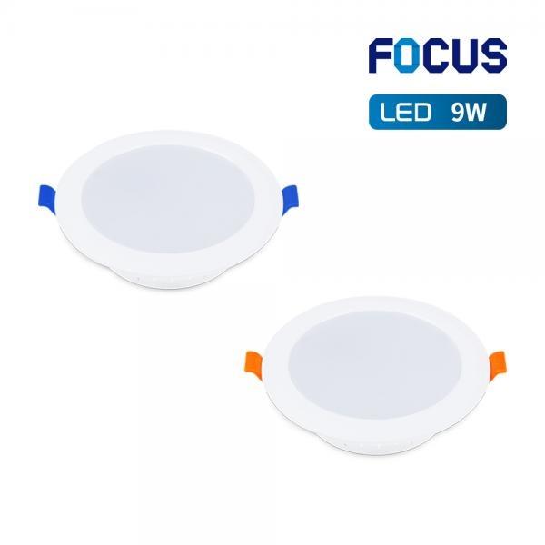LED PC타입 다운라이트 4인치 매입등 [9W]
