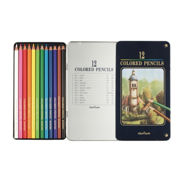 고급색연필 [제품 선택] 12색