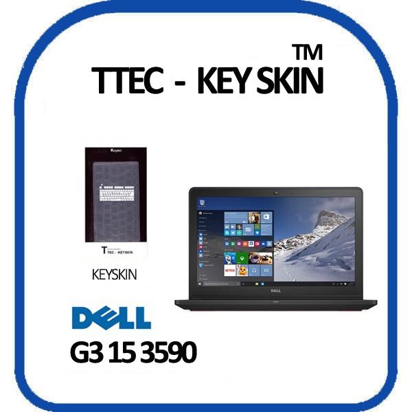 노트북키스킨, 15.6형 DELL G3 15 3590 [투명]