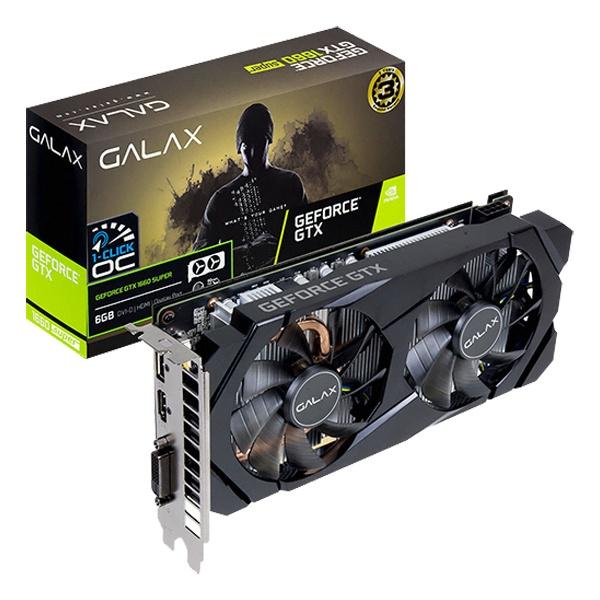 GeForce GTX 1660 SUPER OC D6 6GB