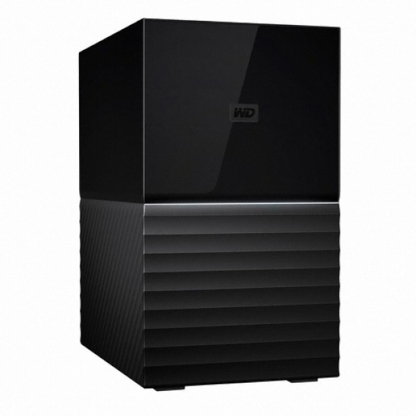DAS, NEW My Book DUO 2베이 [WD RED HDD 24TB(12TB*2)]