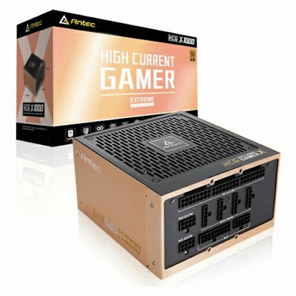 HCG Extreme 1000W 80PLUS GOLD 풀 모듈러 (ATX/1000W)
