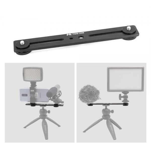 오토케 AC-H10 1/4 듀얼 연결-연장 확장 마운트(브라켓)