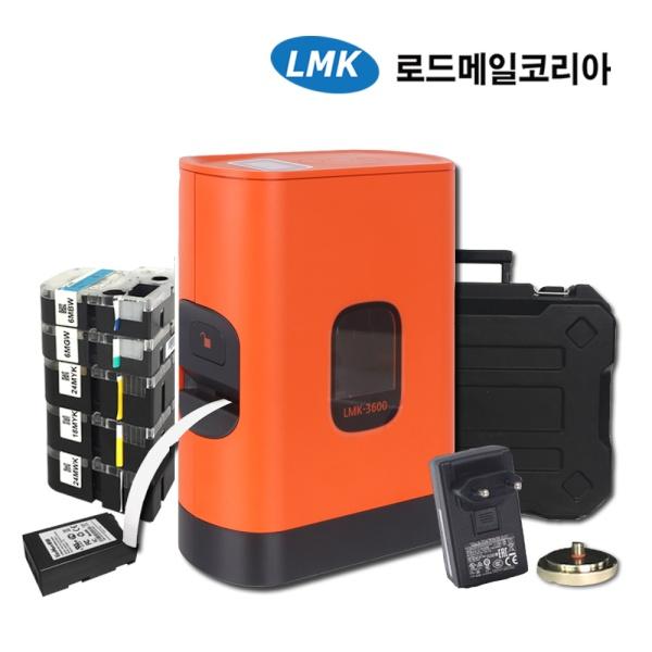 LMK-3600 산업용 라벨프린터