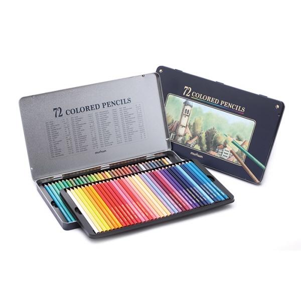 고급색연필 [제품 선택] 72색