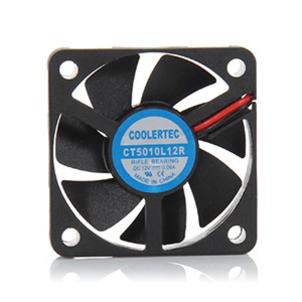 쿨러텍 CT5010L12R-2P 저소음 유체베어링 [시스템쿨러/50mm]