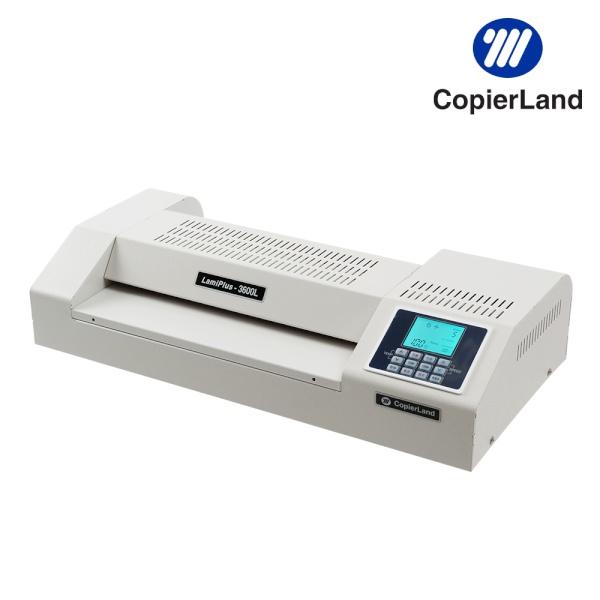 코팅기 LamiPlus 3600L [A3/6롤러/코팅지100매+커터기 증정]