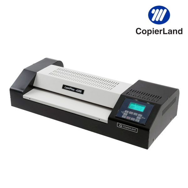 코팅기 LamiPlus A306 [A3/6롤러/코팅지100매+커터기 증정]