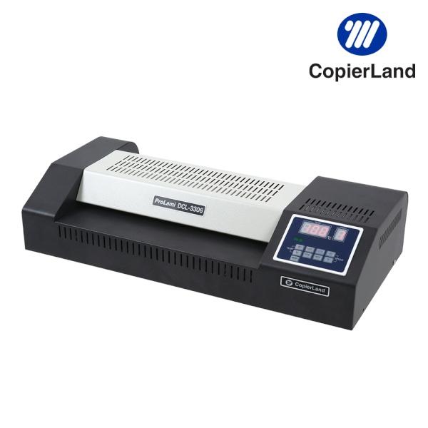 코팅기 DCL3306 [A3/6롤러/코팅지100매+커터기 증정]