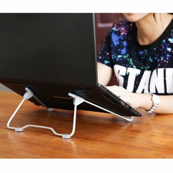 노트북받침대, GTS33410 [실버]